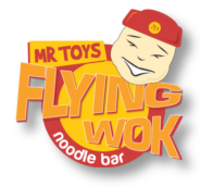 Mr. Toys Flying Wok Noodle Bar